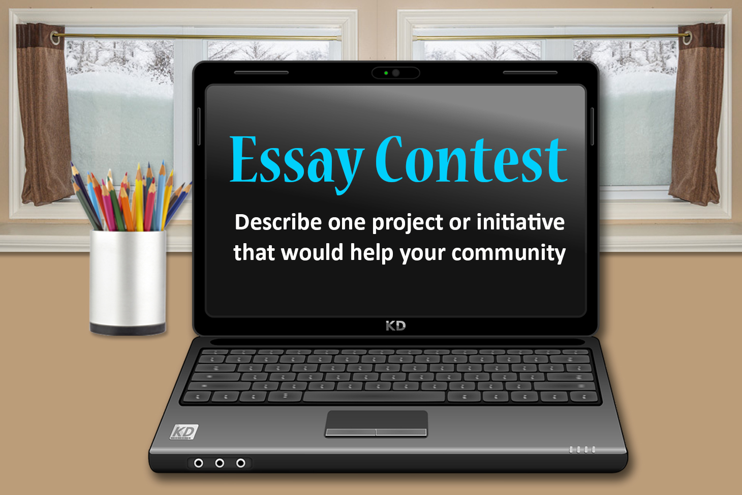 essay contest laptop A 500-word essay on the responsibility of the community in maintaining public safety that answered the question,  what role does the community, and specifically you as a young adult, play in making cambridge a safe and nice place to live.