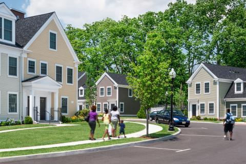 Tax Credit senior developments