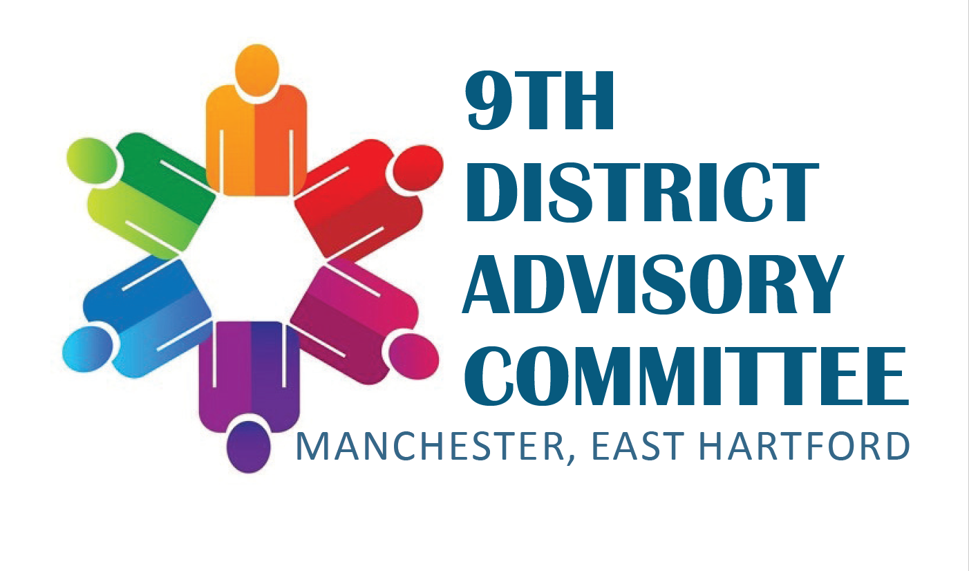 9th District Advisory Committee Logo